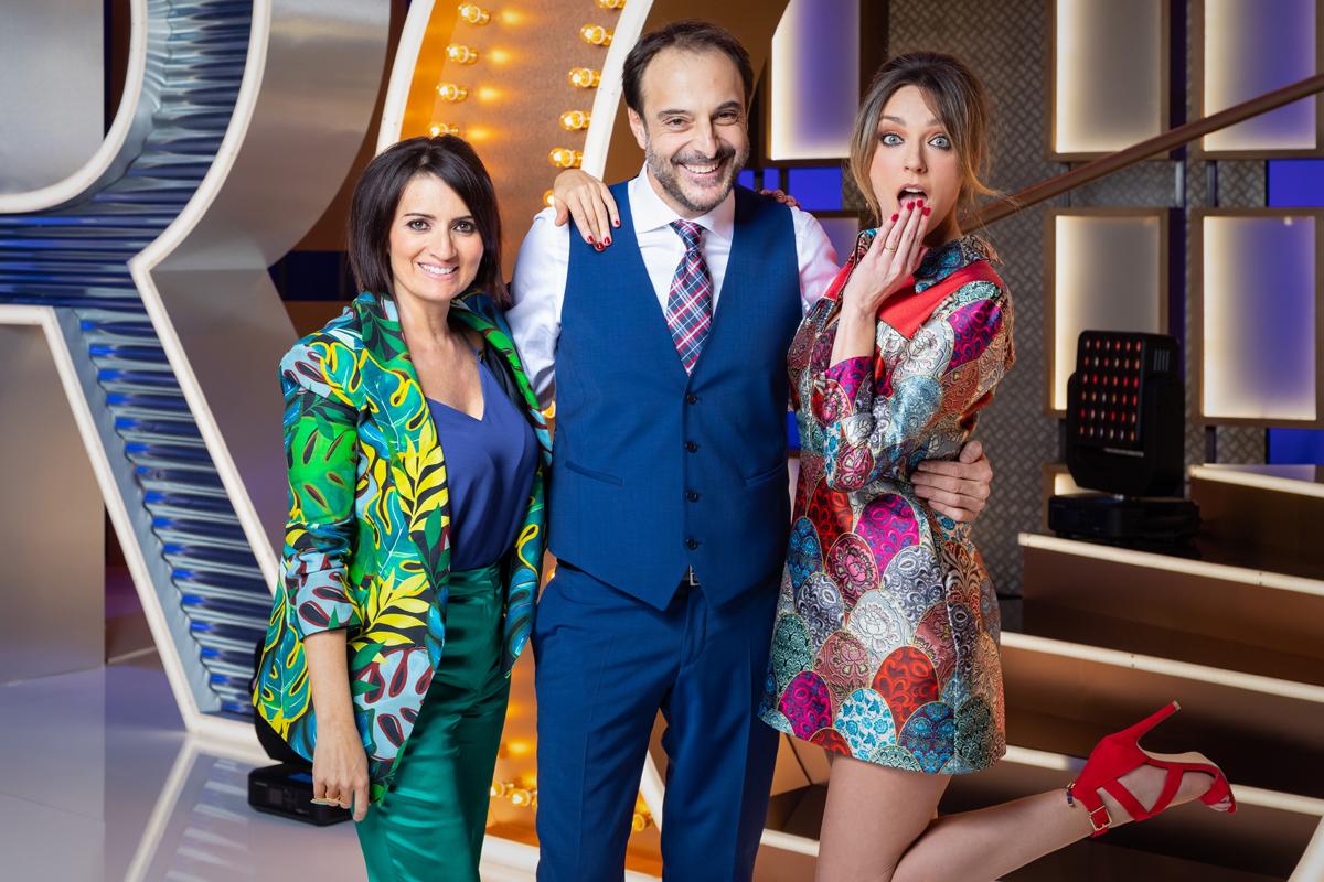 La Noche de Rober con Roberto Vilar, Silvia Abril y Anna Simon