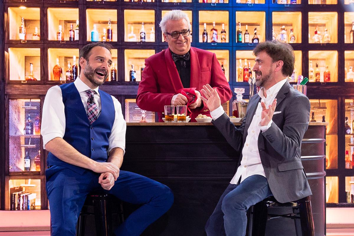 La Noche de Rober con Roberto Vilar, Leo Harlem y José Mota como invitado